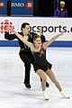 2011 Canadian Championships Margaret Purdy Michael Marinaro.jpg