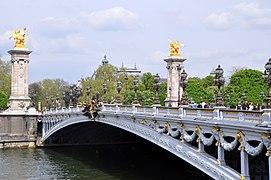 2011 Pont Alexandre III Paris