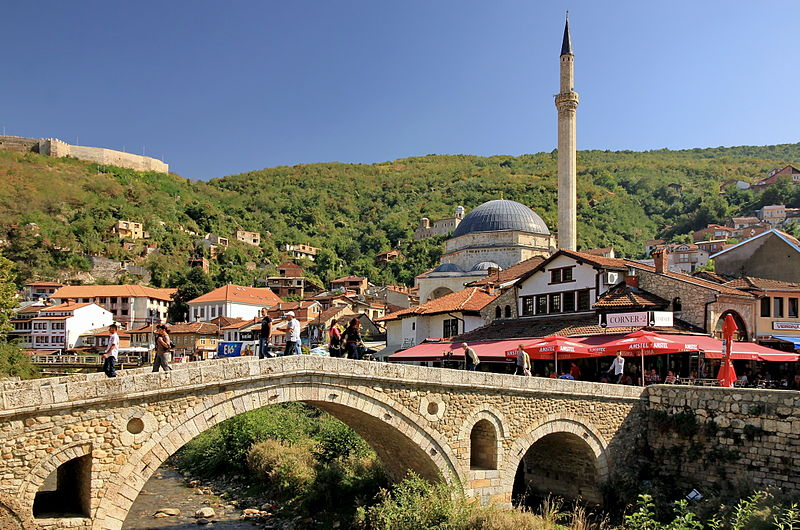 File:2011 Prizren, Most kamienny.JPG