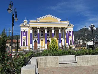 Totonicapán - Municipal Theater of Totonicapán