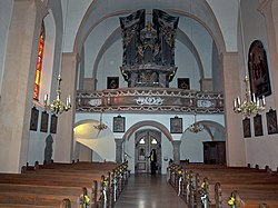 2012.05.21 - Riegersburg Pfarrkirche hl. Martin - 09.jpg
