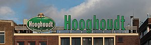 Hooghoudt (distillery) - Advertisement for Hooghoudt