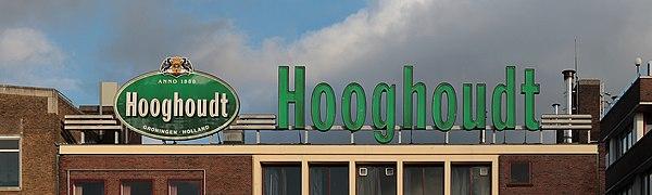 20120127 Lichtreclame Hooghoudt Grote Markt Groningen NL.jpg