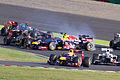2012 Japanese GP opening lap.jpg