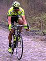 2012 Paris-Roubaix, Kevin Hulsmans (6911702470).jpg