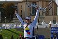 2013 FITA Archery World Cup - Women's individual compound - Final - 28.jpg