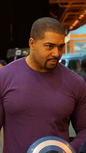 David Otunga - Otunga in April 2014