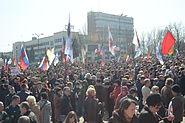 2014-04-06. Протесты в Донецке 106