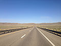 2014-06-12 18 16 41 View east along Interstate 80 near milepost 196 in Golconda, Nevada.JPG
