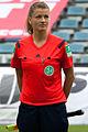 2014-10-11 - Fußball 1. Bundesliga - FF USV Jena vs. TSG 1899 Hoffenheim - Annett Unterbeck - IMG 3955 LRc by Stepro.jpg