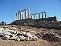 20140411 51 Greece Attica Cape Sounion Temple Of Poseidon (13824579485).jpg