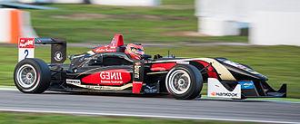 Esteban Ocon - Esteban Ocon in F3 – Hockenheimring 2014