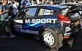 2014 Rally Italia Sardinia 6 Evans-Barritt.jpg