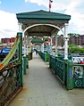 2014 University Heights Bridge sidewalk shelters 3.jpg