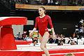 2015 European Artistic Gymnastics Championships - Vault - Ksenia Afanasyeva 06.jpg