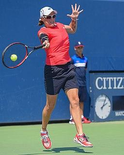 Romina Oprandi Swiss tennis player