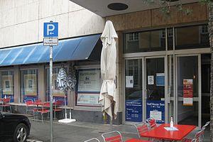 Ernst-Moritz-Arndt-Haus in Bonn