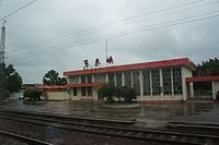 201609 Conductor of Feilaixia Station.jpg