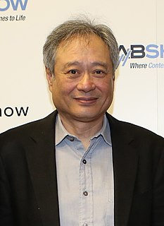 Ang Lee Taiwanese director, screenwriter and film producer