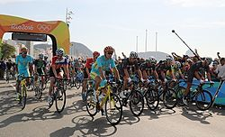 2016 Summer Olympics Men's individual road race First Day 11.jpg