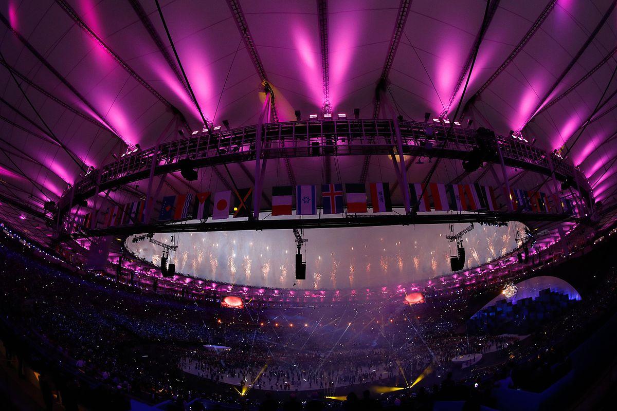 2016 Summer Olympics closing ceremony  Wikipedia
