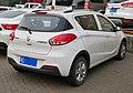 2017 Baojun 310 hatchback, rear 8.3.18.jpg