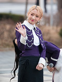 Meng Meiqi Chinese singer