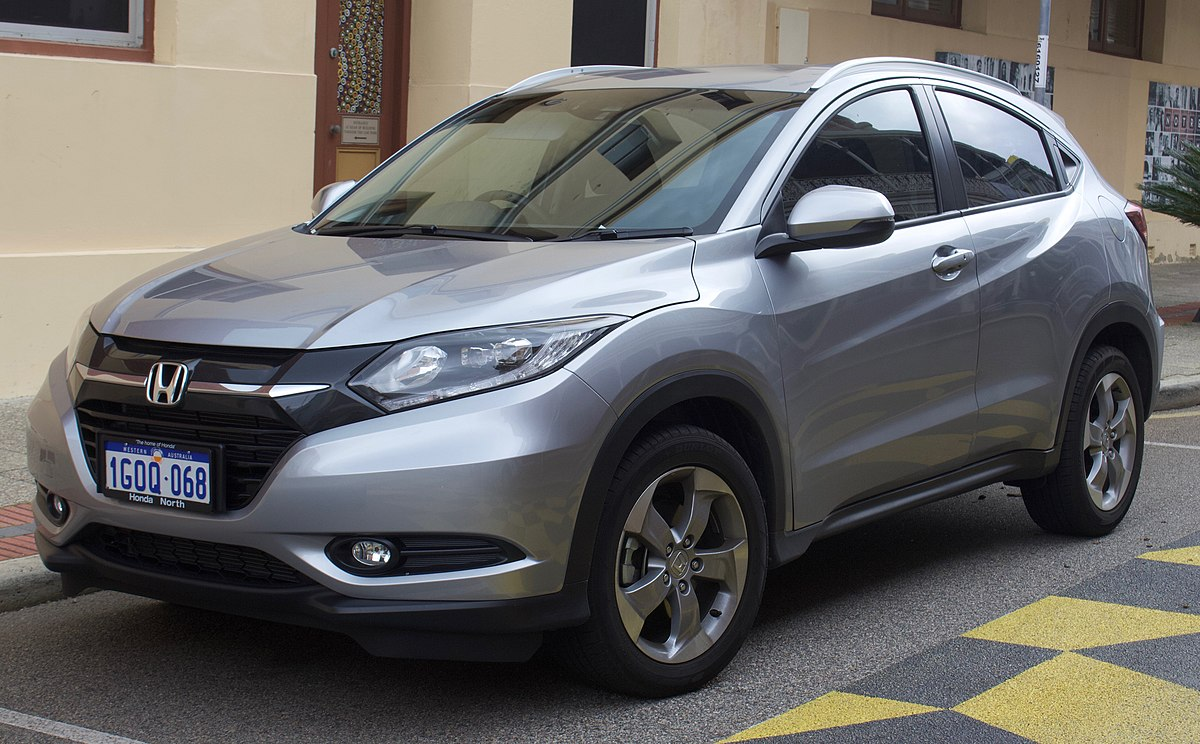 honda hr v wikipedia