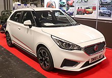 Car Brands Starting With F >> Mg Motor Wikipedia