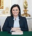 2020 Elisabeth Köstinger Ministerrat am 8.1.2020 (49351371016) (cropped).jpg