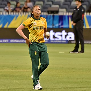 Shabnim Ismail South African cricketer