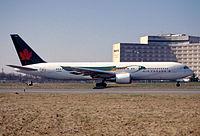C-GBZR - B763 - Air Canada Rouge