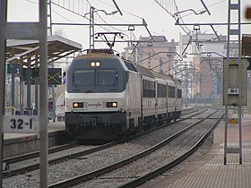 Image illustrative de l'article Gare de Figueres
