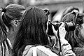 25 April 2017 - Women photographing the demonstration) (34168127552).jpg