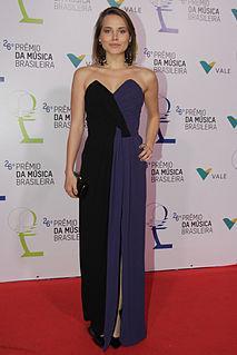 Letícia Colin Brazilian actress