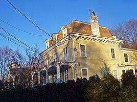North Grove Street Historic District