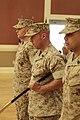 2nd LAR gets new Sgt. Major 140327-M-SF718-039.jpg