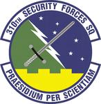 310 Security Forces Sq emblem.png