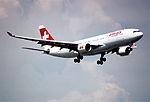 311aa - Swiss Airbus A330-223, HB-IQP@ZRH,08.08.2004 - Flickr - Aero Icarus.jpg