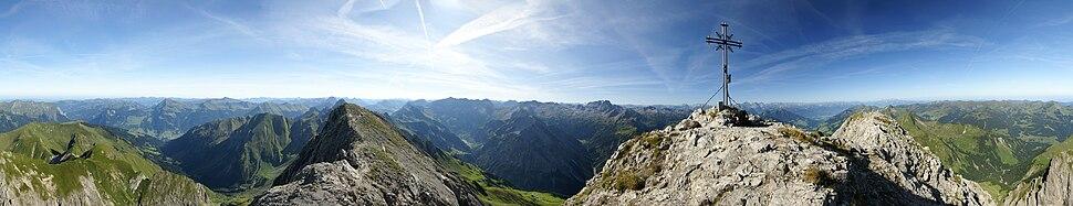 360° Panorama Zitterklapfen