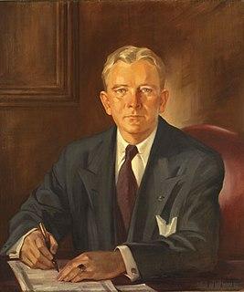 Fuller Warren American politician