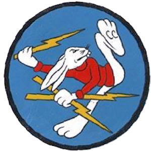 383d Fighter Squadron - Emblem of the 383d Fighter Squadron