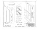 4-10 Grove Street (Row Houses), New York, New York County, NY HABS NY,31-NEYO,39- (sheet 6 of 7).png