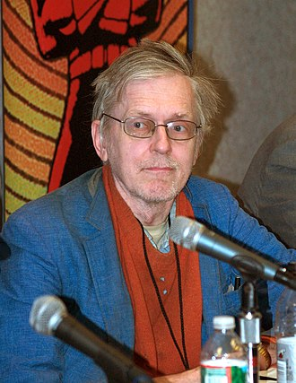 Peter Sanderson - Sanderson at the 2015 East Coast Comicon in Secaucus, New Jersey