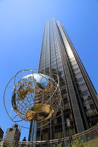The Trump Organization - The Trump International Hotel and Tower (New York City) at Columbus Circle.
