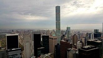 High-rise building - 432 Park Avenue high-rise building