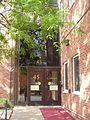 45 Calvert Street, Annapolis MD 21401 - front door.JPG