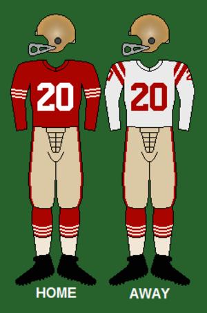 1958 San Francisco 49ers season - Image: 49ers 58 59