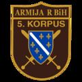 5. Korpus Armije RBIH v1.png