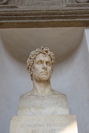 Giuseppe Bossi - Giuseppe Bossi, bust by Camillo Pacetti.